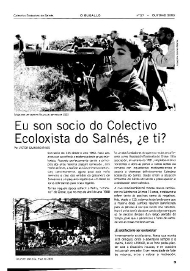 Eu son socio do Colectivo Ecoloxista do Salnés, e tí?